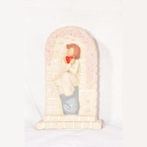 مجسمه قاب صخره عشق کد 108