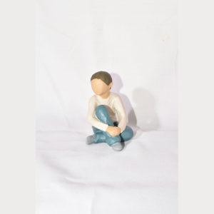 مجسمه کودک مراقب کد 120