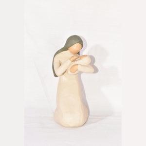 مجسمه مادر و نوزاد کد 131