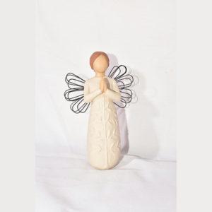 مجسمه فرشته نیایش کد 136