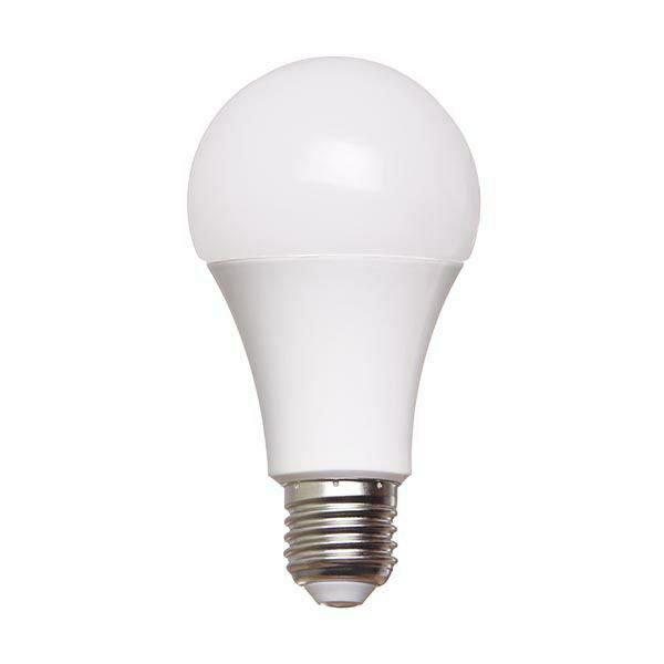 لامپ حبابی 9 وات مهتابی کد 00008