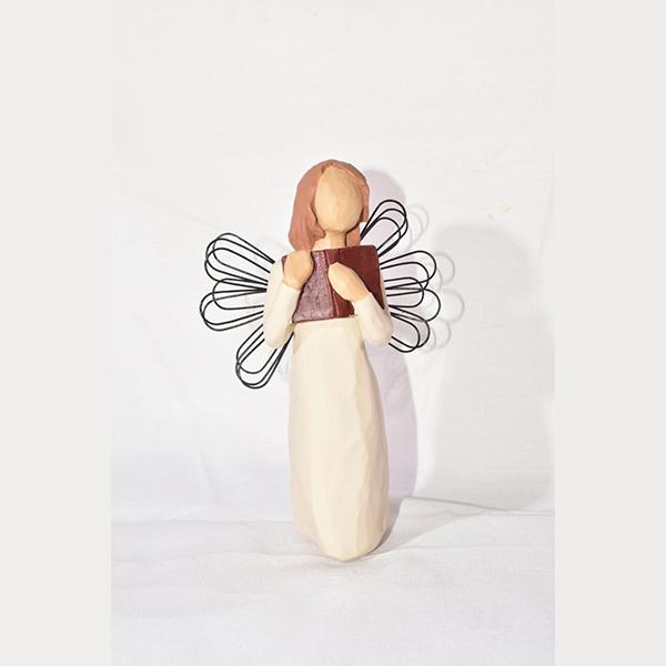 مجسمه فرشته یادگیری عشق کد 146