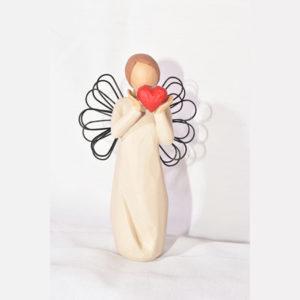 مجسمه فرشته شور عشق کد 150