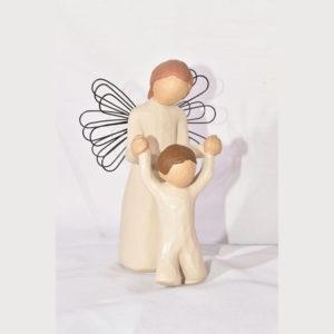 مجسمه فرشته محافظ کد 157
