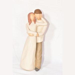مجسمه عاشقانه کد 158