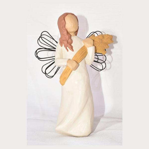 مجسمه فرشته پاییز کد25
