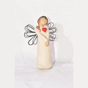 مجسمه فرشته جشن دوستی کد 38