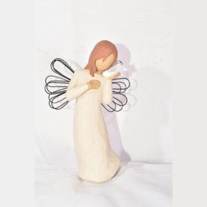 مجسمه فرشته در فکر تو کد 64