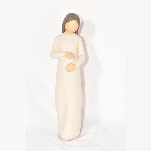 مجسمه زن باردار کد 68