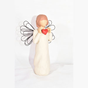 مجسمه فرشته شیفته ک 83