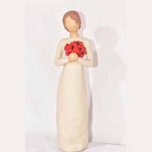 مجسمه عروس کد 92