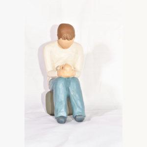 مجسمه فرزند جدید کد 97