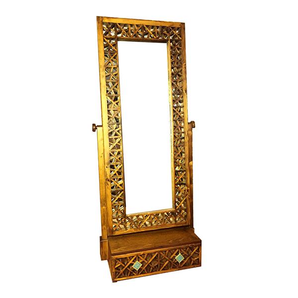 آینه تک کشو گره آسوریک کد 1896